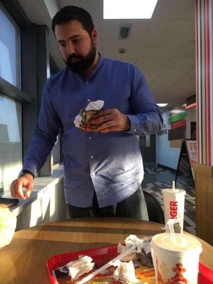 BurgerKingTheoPostDragonsDen