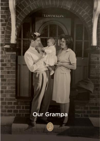 Our Grandpa Book Cover