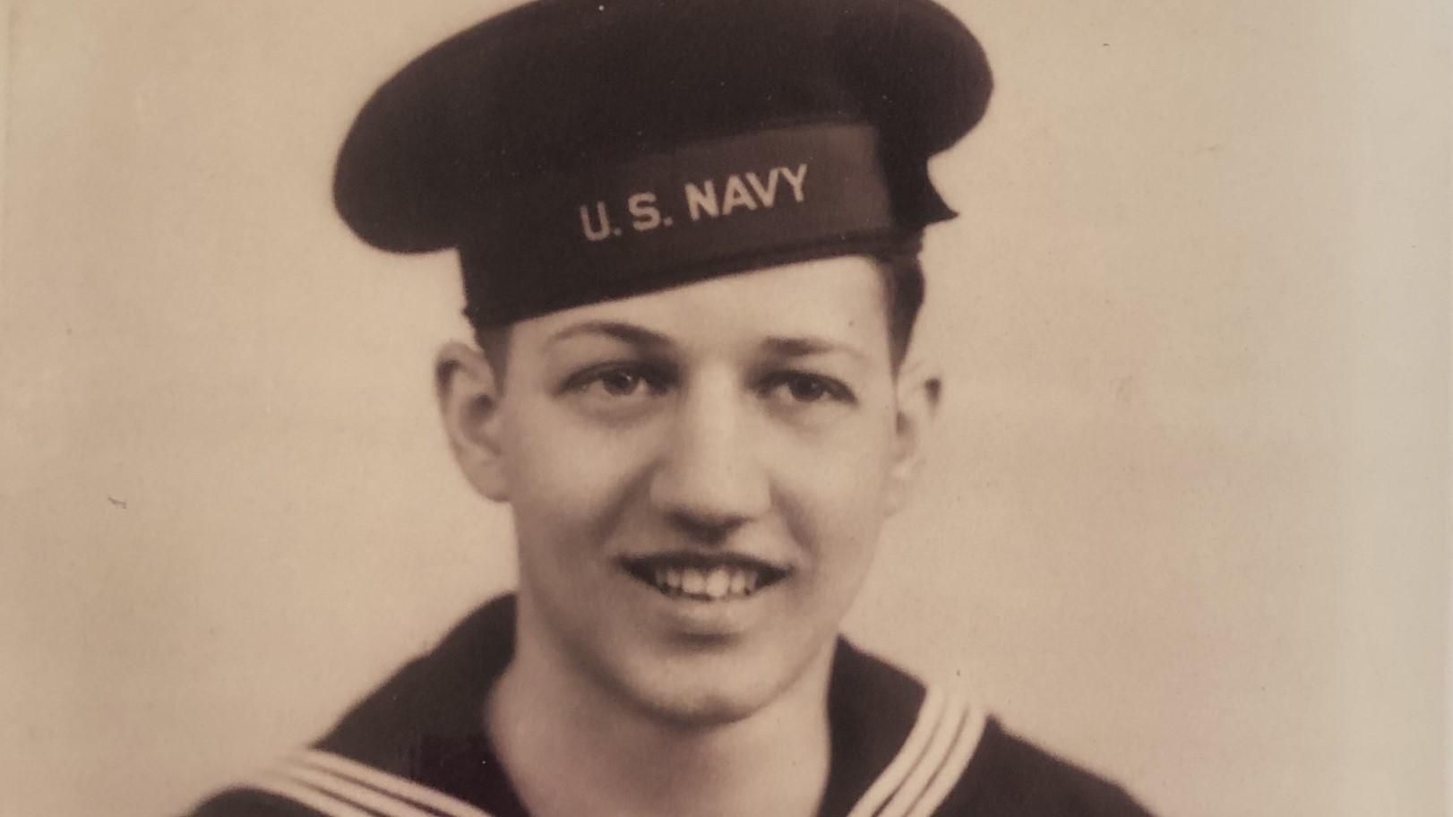 Meet Larry Sinatra: A Sailor's Story