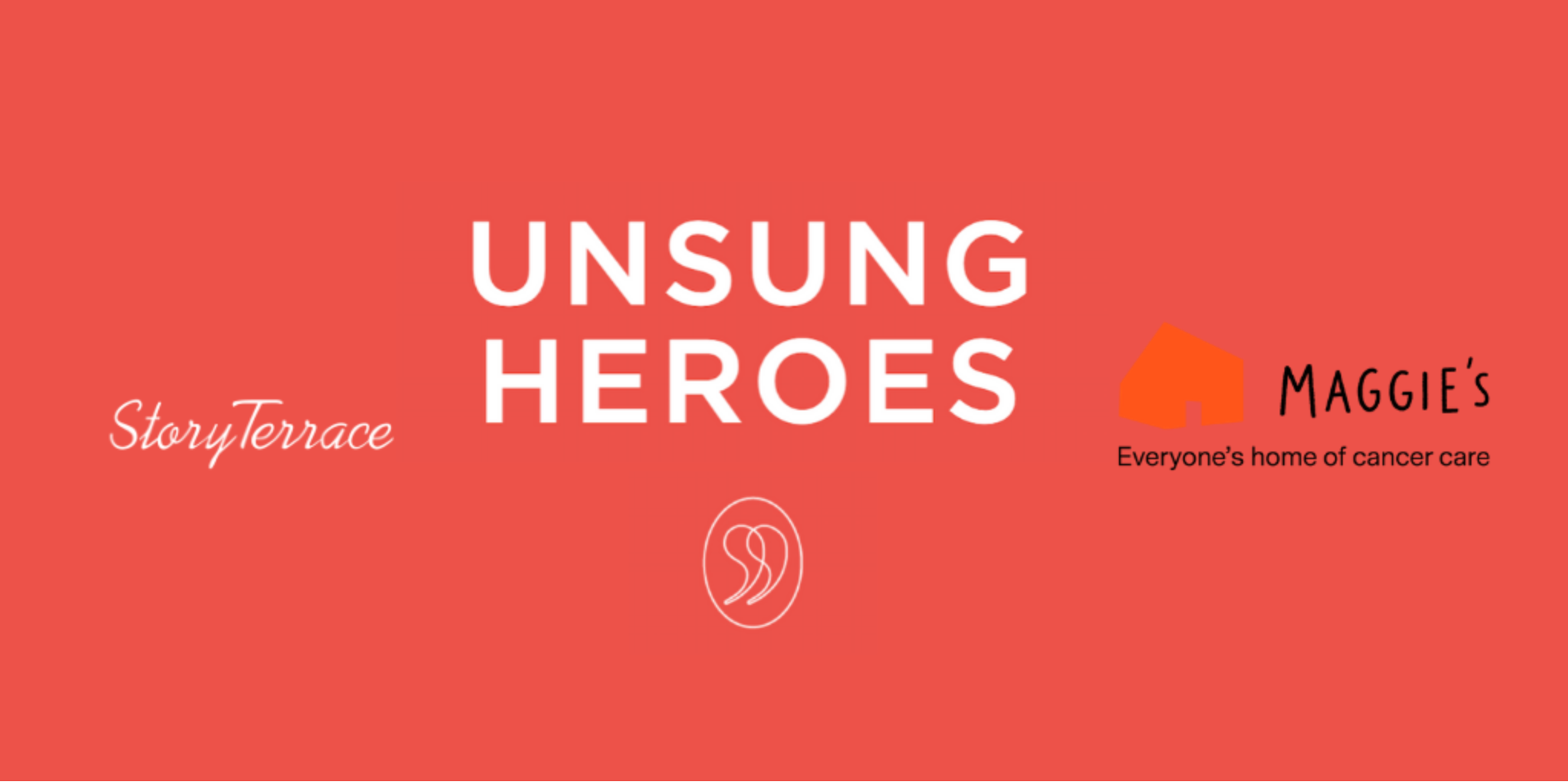 Press Release: StoryTerrace Launches Unsung Heroes Maggie's partnership
